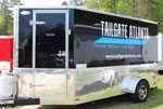 Tailgate Atlanta has a new wrap. Looks great Hunter!