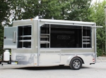 Tailgate Trailer / Mr. Adams - Fayetteville, Arkansas