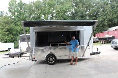 Bryan Long of Atlanta GA-Rental Trailer Business
