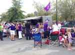 Feedback From Prior Customer / Mr. Metter From Furman At The UTC Game Tailgating