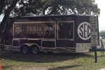 8.5 x 20 Tailgating Trailer -Texas A&M Aggieland!!