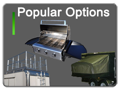 View Trailer Options and Accessories